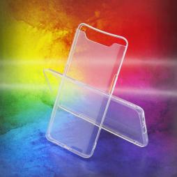 Samsung Galaxy A80 - Gumiran ovitek (TPUA) - prosojen