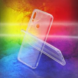 Xiaomi Redmi 7 - Gumiran ovitek (TPUA) - prosojen