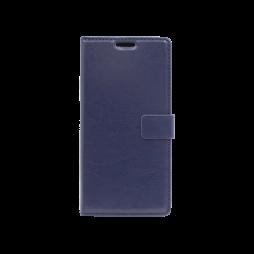 Samsung Galaxy Note 10 - Preklopna torbica (WLC) - modra