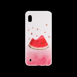 Samsung Galaxy A10 - Gumiran ovitek (TPUP) - Watermelon