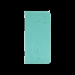 Samsung Galaxy A40 - Preklopna torbica (WLGO-Butterfly) - zelena