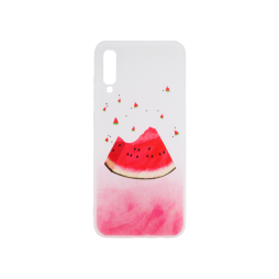 Samsung Galaxy A70 - Gumiran ovitek (TPUP) - Watermelon