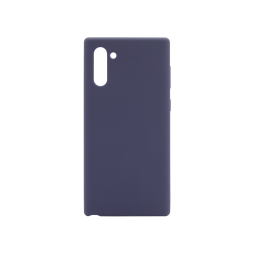 Samsung Galaxy Note 10 - Silikonski ovitek (liquid silicone) - Soft - Midnight Blue