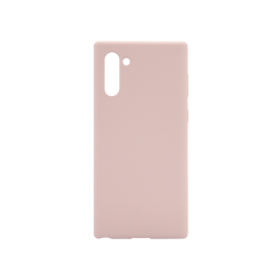 Samsung Galaxy Note 10 - Silikonski ovitek (liquid silicone) - Soft - Pink Sand