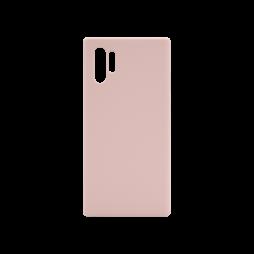 Samsung Galaxy Note 10+ - Silikonski ovitek (liquid silicone) - Soft - Pink Sand