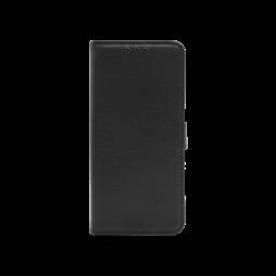 LG K20 - Preklopna torbica (WLG) - črna