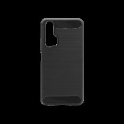 Huawei Honor 20 / Nova 5T - Gumiran ovitek (TPU) - črn A-Type