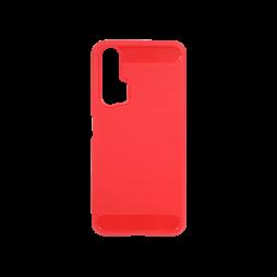 Huawei Honor 20 / Nova 5T - Gumiran ovitek (TPU) - rdeč A-Type