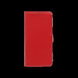 Xiaomi Mi A3 - Preklopna torbica (WLG) - rdeča