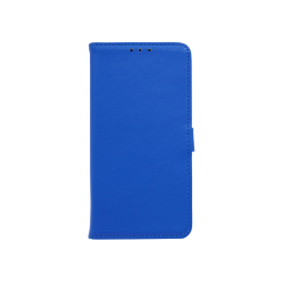 Xiaomi Redmi Note 8 Pro - Preklopna torbica (WLG) - modra