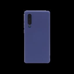 Huawei P30 - Silikonski ovitek (matt) - Soft - Blue