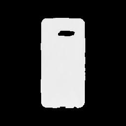 LG G8X ThinQ - Gumiran ovitek (TPU) - prosojen svetleč