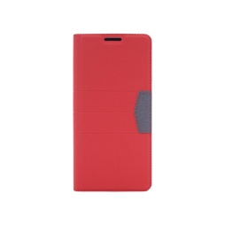Samsung Galaxy A71 - Preklopna torbica (47G) - rdeča