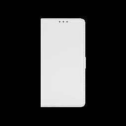 Samsung Galaxy A71 - Preklopna torbica (WLG) - bela