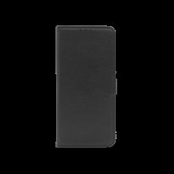 Samsung Galaxy A71 - Preklopna torbica (WLG) - črna