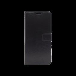 LG K40S - Preklopna torbica (WLC) - črna