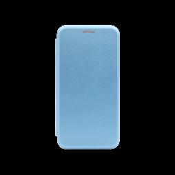 Apple iPhone X/XS - Preklopna torbica (WLS) - modra