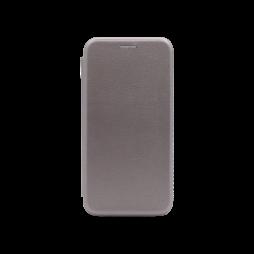 Apple iPhone X/XS - Preklopna torbica (WLS) - siva