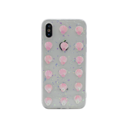 Apple iPhone X/XS - Gumiran ovitek (TPU3D) - vzorec 5