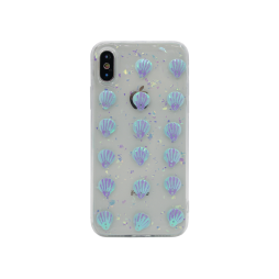 Apple iPhone X/XS - Gumiran ovitek (TPU3D) - vzorec 7