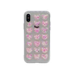 Apple iPhone X/XS - Gumiran ovitek (TPU3D) - vzorec 9