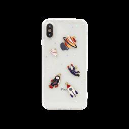 Apple iPhone X/XS - Gumiran ovitek (TPU3D) - vzorec 15