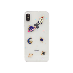 Apple iPhone X/XS - Gumiran ovitek (TPU3D) - vzorec 16