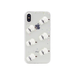Apple iPhone X/XS - Gumiran ovitek (TPU3D) - vzorec 18