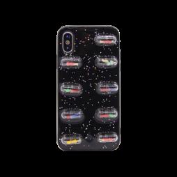 Apple iPhone X/XS - Gumiran ovitek (TPU3D) - vzorec 21