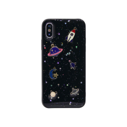 Apple iPhone X/XS - Gumiran ovitek (TPU3D) - vzorec 22