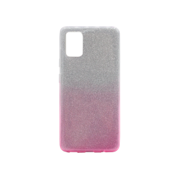 Samsung Galaxy A51 - Gumiran ovitek (TPUB) - roza