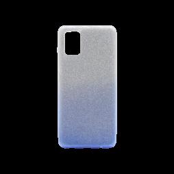 Samsung Galaxy A71 - Gumiran ovitek (TPUB) - modra