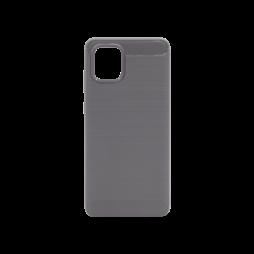 Samsung Galaxy Note 10 Lite - Gumiran ovitek (TPU) - siv A-Type