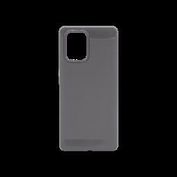 Samsung Galaxy S10 Lite - Gumiran ovitek (TPU) - siv A-Type