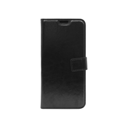 Huawei P Smart Pro (2019) - Preklopna torbica (WLC) - črna