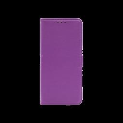 Huawei P Smart Pro (2019) - Preklopna torbica (WLG) - vijolična
