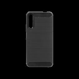 Huawei P Smart Pro (2019) - Gumiran ovitek (TPU) - črn A-Type