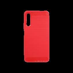 Huawei P Smart Pro (2019) - Gumiran ovitek (TPU) - rdeč A-Type