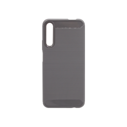 Huawei P Smart Pro (2019) - Gumiran ovitek (TPU) - siv A-Type