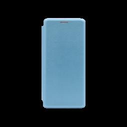 Samsung Galaxy A71 - Preklopna torbica (WLS) - modra