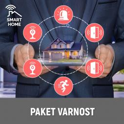 Pametni dom - Komplet Varnost doma - Chameleon Smart Home