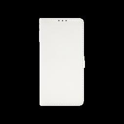 Samsung Galaxy S20 Ultra - Preklopna torbica (WLG) - bela