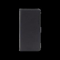 Samsung Galaxy S20 Ultra - Preklopna torbica (WLG) - črna