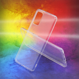Samsung Galaxy S20 - Gumiran ovitek (TPUA) - prosojen