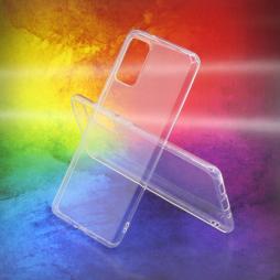 Samsung Galaxy S20+ - Gumiran ovitek (TPUA) - prosojen