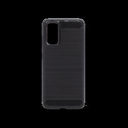 Samsung Galaxy S20 - Gumiran ovitek (TPU) - črn A-Type