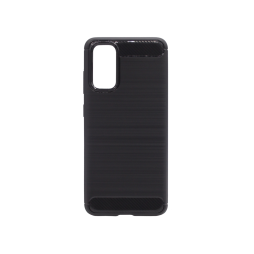 Samsung Galaxy S20+ - Gumiran ovitek (TPU) - črn A-Type