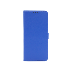 Samsung Galaxy Note 10 Lite - Preklopna torbica (WLG) - modra