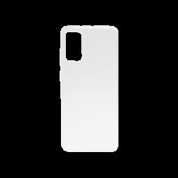 Samsung Galaxy S20+ - Gumiran ovitek (TPU) - prosojen svetleč