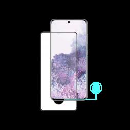 Samsung Galaxy S20+ - Zaščitno steklo Premium (0,33) - case-friendly, črno